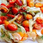 roasted fennel and tomatoes side dish recipe