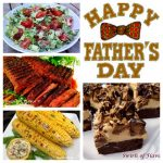 Best Ever Father's Day Menu