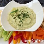 Creamy Fresh Herb & Avocado Dip