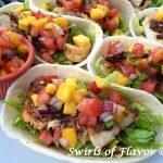 Fish Tacos With Mango Pico De Gallo #ShareMangoLove