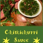 Quick and easy to make, Chimichurri Sauce is garlicky, herby, spicy and tangy all at the same time!