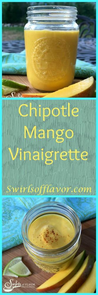 Chipotle Mango Vinaigrette Pinterest