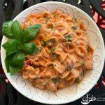 One Pot Creamy Tomato Basil Pasta