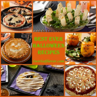 Best Ever Halloween Recipes