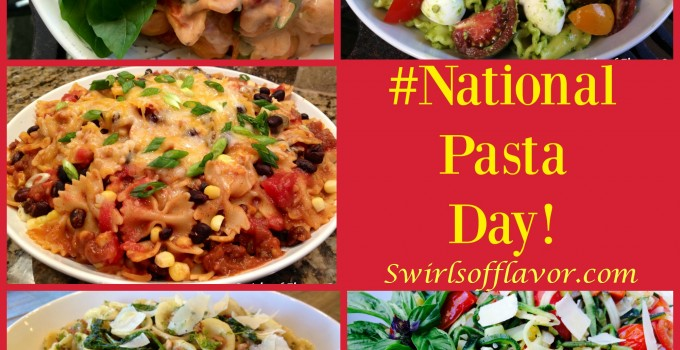 National Pasta Day!
