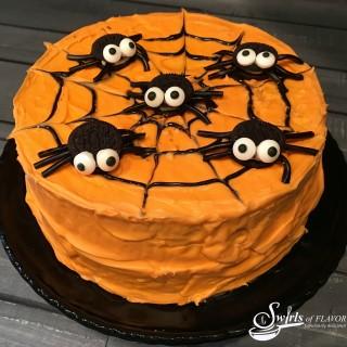 No-Bake Spooky Spider Cookies Video