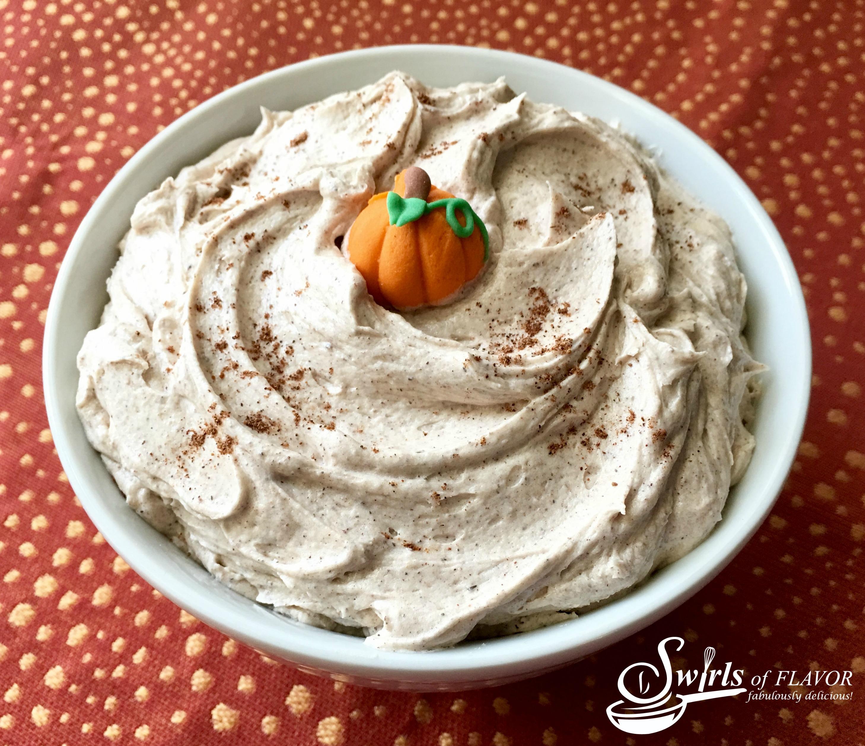 Watch Pumpkin-Spiced Buttercream video