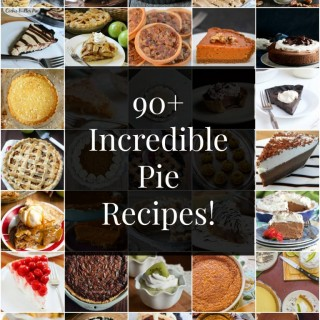 90 Holiday Pies