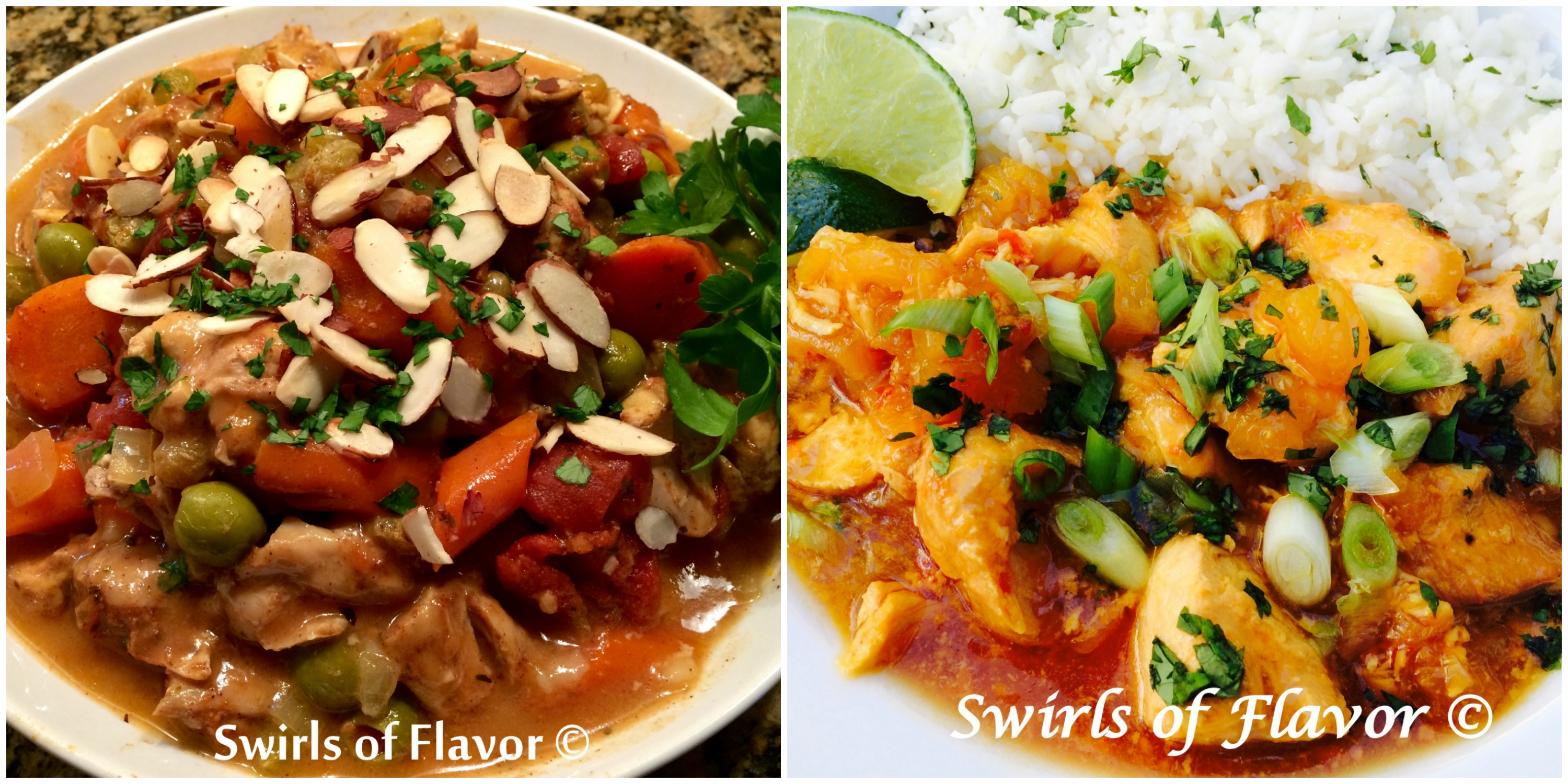 Two slow cooker recipes