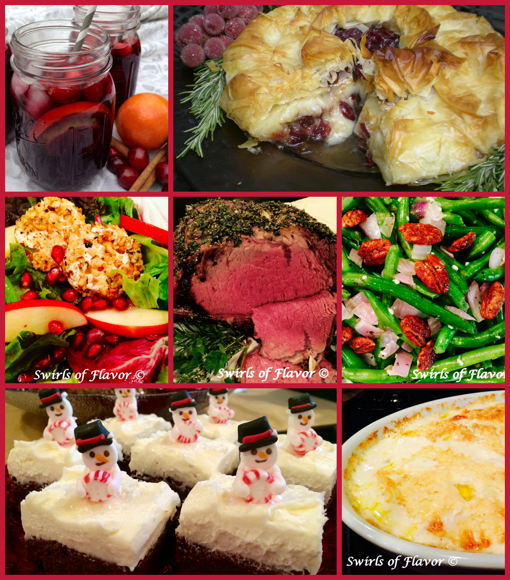 Wow Your Guests From Start To Finish With This Holiday Menu Of Show Stopping Christmas