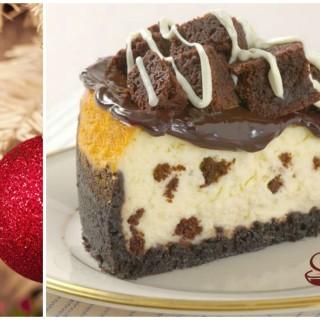 Fudge Brownie Cheesecake