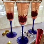 Wild Hibiscus Sparkling Cocktail