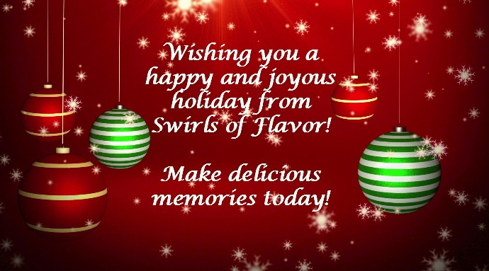 Make delicious memories!