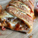 Meat Lovers' Pizza Bread