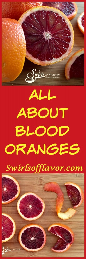 Learn all about the gorgeous, sweet-tart tasting blood orange! Nutrition | Fruit Storage | Fruit Selection | Ways To Use | Blood Oranges | Oranges | Citrus