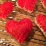 Nutella Pie Crust Hearts
