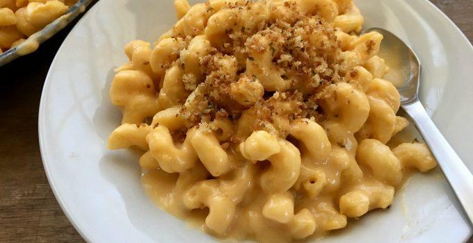 One Pot Mac 'N Cheese