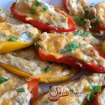 Sweet Pepper Jalapeno Poppers