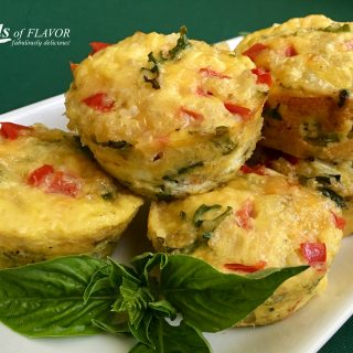 Filled with protein-packed quinoa and eggs and bursting with fresh vegetables, Quinoa Egg Muffins are the perfect start to any busy day.