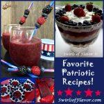 Favorite Patriotic Recipes