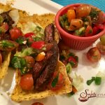 Spiced Skirt Steak Tacos