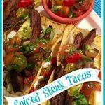 Spiced Steak Tacos