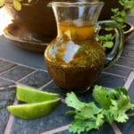 Chili Lime Vinaigrette