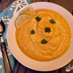 Ready in a matter of minutes, Instant Pot Curried Cauliflower Soup is amazingly rich and silky, packed with fresh veggies and great flavor. You won't believe that there's no cream or cheese in it!