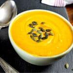 Instant Pot Curry Cauliflower Soup