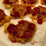 Pepperoni Cauliflower Pizza Bites