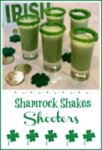 Shamrock Shake Shooters