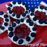No-Bake Berry Tartlets