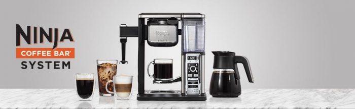 Ninja Coffee Bar for Amazon Prime Day Deals!