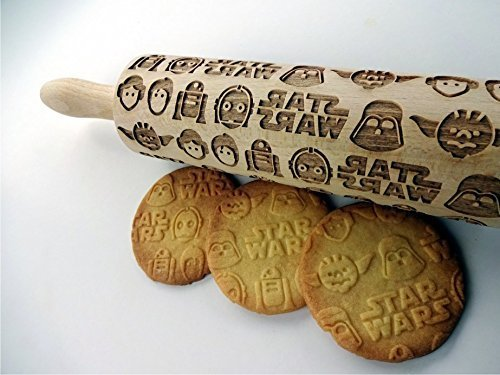 Star Wars Rolling Pin for Amazon Prime Day deals! https://amzn.to/2Jq5n6i