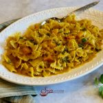 One Pot Butternut Squash Pasta With Sage