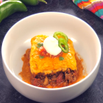 Chili Cornbread Casserole Recipe