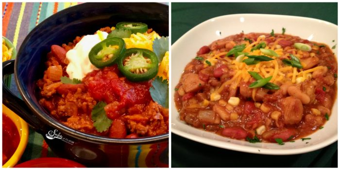 Best Ever Chili and Barbecue Chili