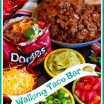 Walking Taco Bar