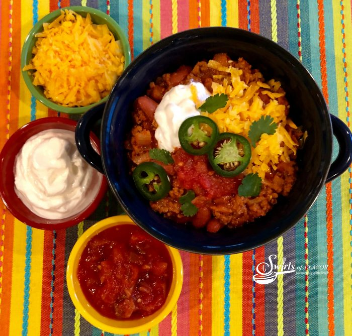 Everyone will love when Best Ever Chili is on the dinner menu. With just a few basic ingredients and ready in 30 minutes, chili night never tasted so good!