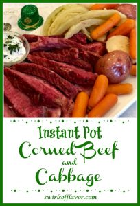 Instant Pot Corned Beed