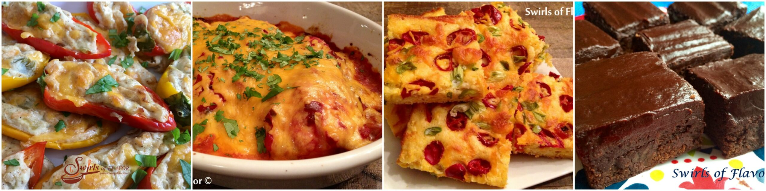 Four Cinco de Mayo recipes