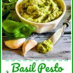 Basil Pesto Butter