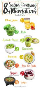 Salad Dressing Alternatives