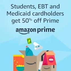 Amazon Prime Discount Membership