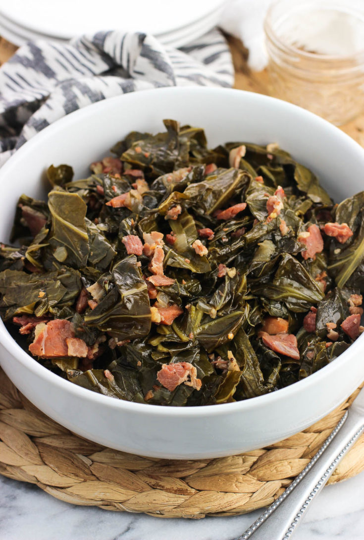 Southern Instant Pot Collard Greens