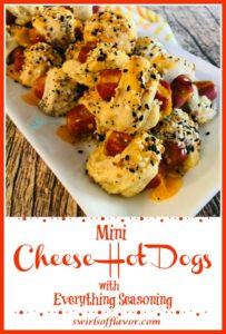 Mini Cheese Dogs