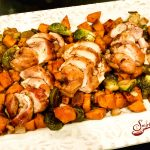 Sheet Pan Balsamic Chicken and Potatoes Recipe