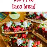 Stuffed Taco Bread