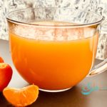 Mug of Honey Orange Vitamin C Drink
