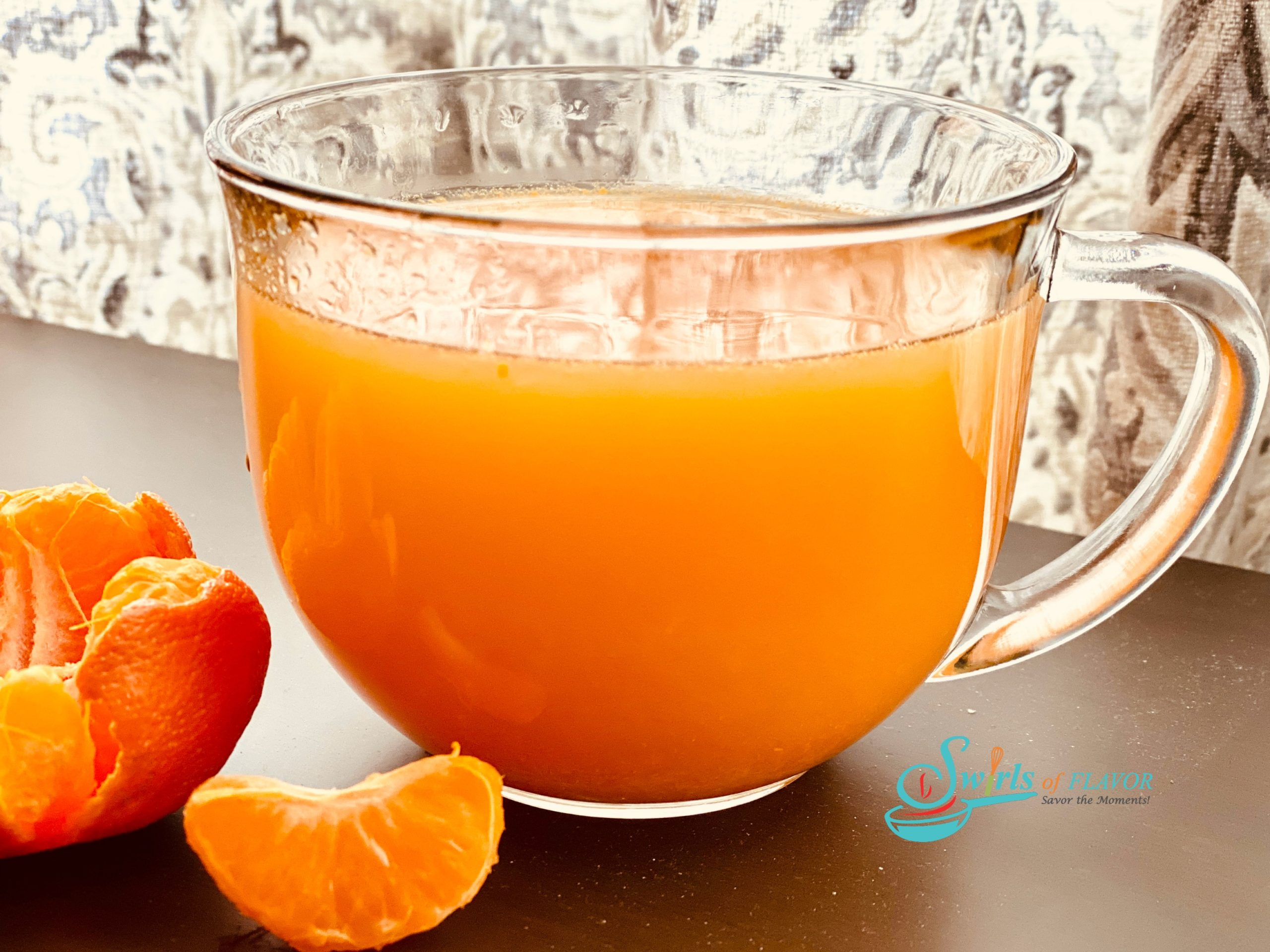 Mug of Honey Orange Vitamin C Drink